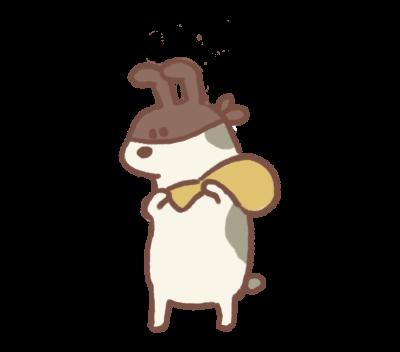 Cod-Stealing Rabbit
