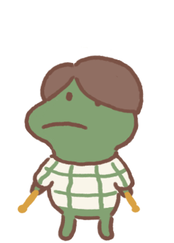 Drummer Toad
