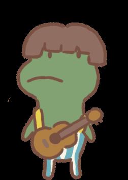 Guitarist Toad