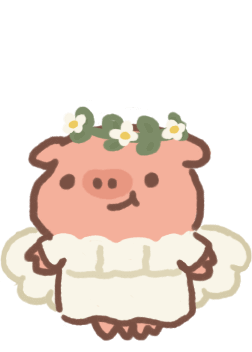Little Piggy Angel