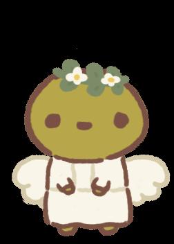 Little Turtle Angel
