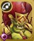 Orc Hero Card Void
