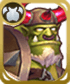 Orc Lord Card Day