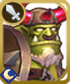 Orc Lord Card Night