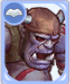 Orc Zombie Card