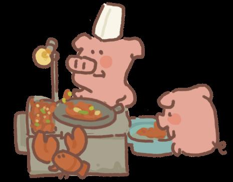 Piggy's Crawdads