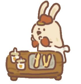 Rabbit's Breakfast