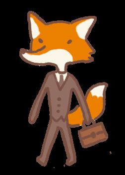 White-Collar Fox