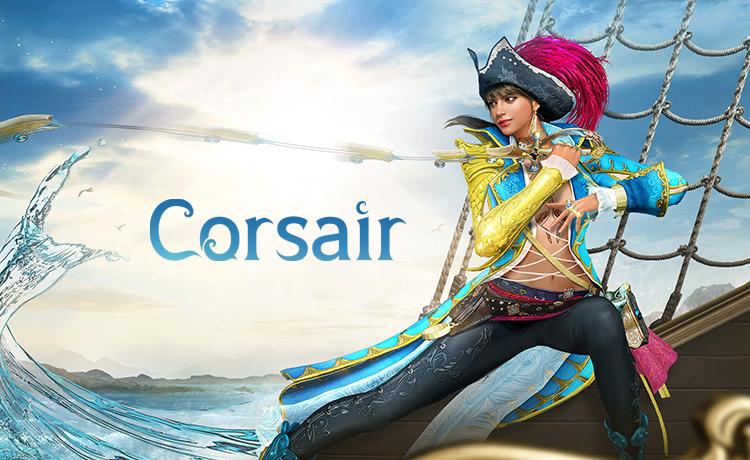 Corsair Preview